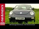 2000 Volkswagen Beetle Review - With Richard Hammond
