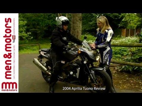 2004 Aprilia Tuono Review