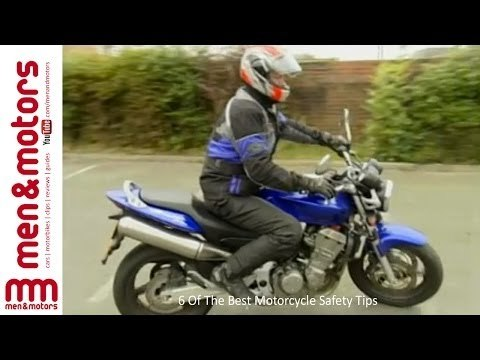 6 Of The Best Motorcycle Safety Tips