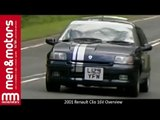 2001 Renault Clio 16V Overview
