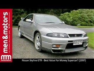Nissan Skyline GTR - Best Value For Money Supercar? (1997)