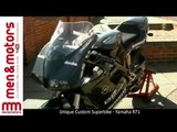 Unique Custom Superbike - Yamaha R71