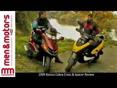 1999 Kymco Cobra Cross & Spacer Review