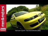 Seat Leon Cupra R - Test Drive & Review (2002)