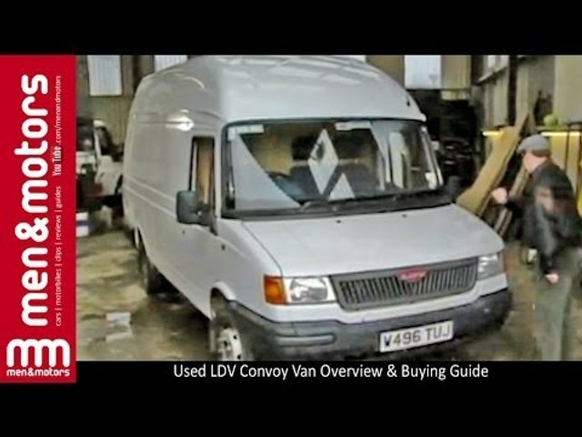 Used LDV Convoy Van Overview & Buying Guide