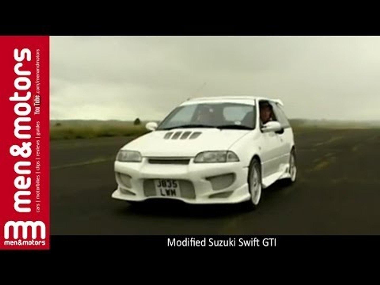 Modified Suzuki Swift GTI