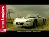 Vauxhall VX220 Road Test & Review (2002)