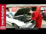 Fluid Leaks On Motorcars - Advice & Repairs