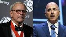 Tom Brokaw Accused of Inappropriate Advances, New Claims Made Against Matt Lauer | THR News