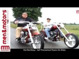 Hot Rod Boys - Self Proclaimed Posers On Bikes