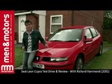Seat Leon Cupra Test Drive & Review - With Richard Hammond (2001)