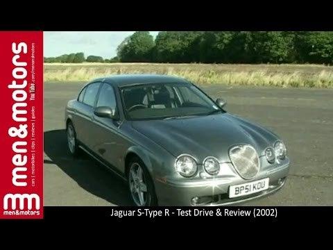 Jaguar S-Type R - Test Drive & Review (2002)