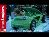 Motor Show Highlights in 2000