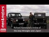 Richard Hammond Reviews The Jeep Wrangler & L Sport