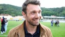 Rugby: Vincent Clerc évoque sa retraite avec humour