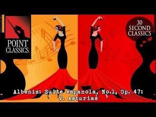 Albeniz: Suite espanola, No.1, Op. 47: V. Asturias