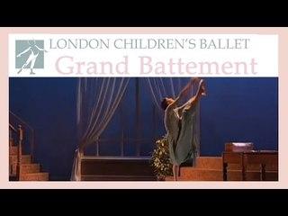 Grand Battement demo | LCB: Ballet Shoes 2001