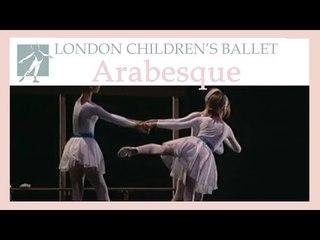 Arabesque demo | LCB: Ballet Shoes 2001
