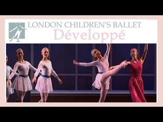 Developpe demo | LCB: Ballet Shoes 2001