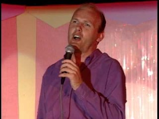 'The Comedians': Adger Brown - Earthquake