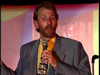 'The Comedians': Jimmy Carroll in Moss Side.