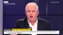 """Violences pendant la manifestation du 1er-Mai à Paris : """"Le ministre de l'Intérieur est dans une situation très difficile après ce qu'il s'est passé"""", dénonce le porte-parole du PCF Olivier Dartigolles"""