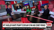 CNN's Jake Tapper warns that Trump's presidency is 'eroding' the concept that 'no one is above the law'