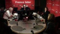 Véronique Desacq répond aux questions de Nicolas Demorand et Léa Salamé