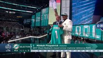 Every Alabama player selected in the 2018 NFL Draft