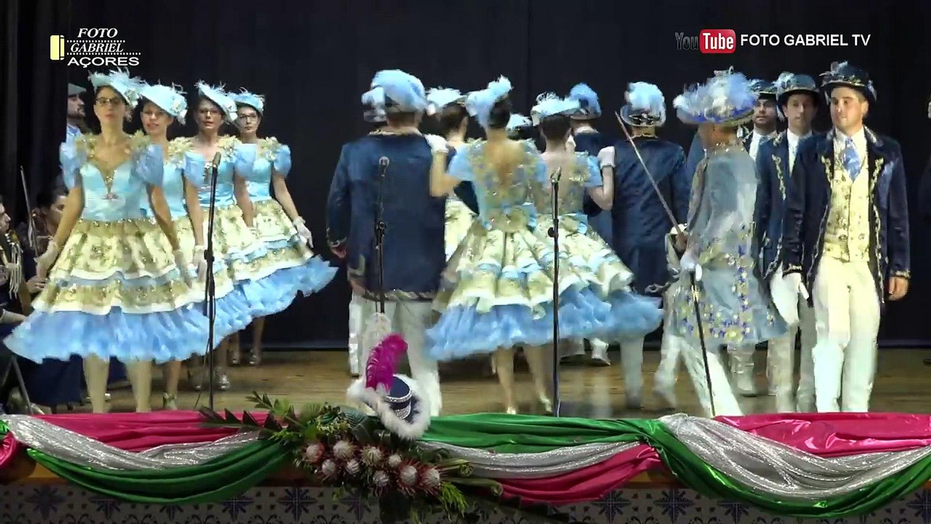 O AMOR DA MINHA VIDA Dança de Espada das Lages Carnaval 2018 part 1/2