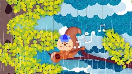 Rain, Rain Go Away | Nursery Rhymes & Simple Songs for Children
