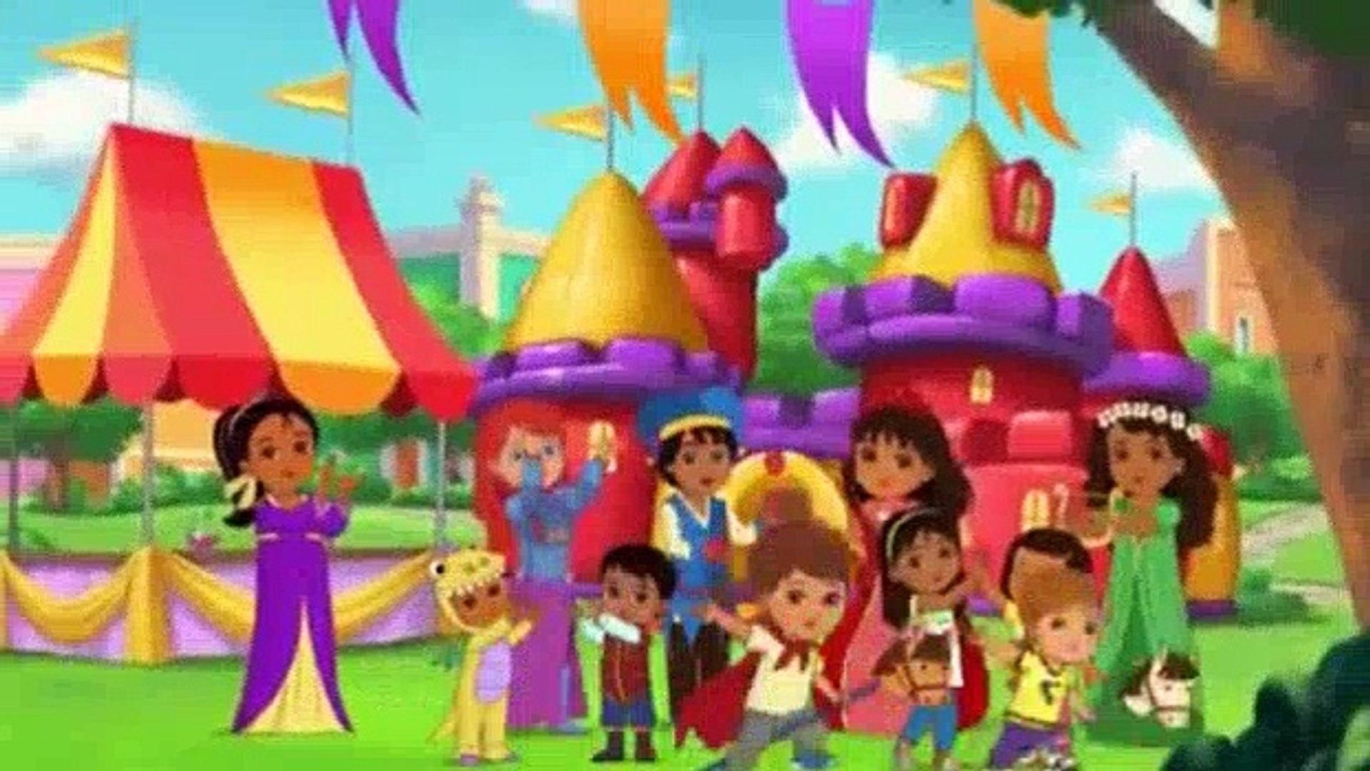 Dora and Friends Into the City! S01E03 - Dance Party