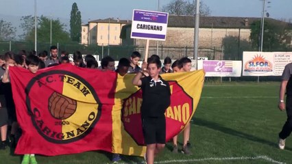 Il Torneo di Carignano entra nel vivo: la presentazione ufficiale