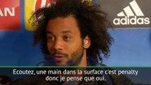 Real-Bayern : Marcelo évoque l'arbitrage