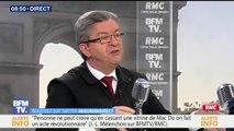 26 mai ? 3 juin ? Jean-Luc Mélenchon favorable à une grande journée de protestation contre la politique d'Emmanuel Macron