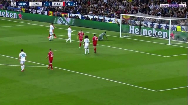 Amazing Saves Keylor Navas And crosses With Real Madrid to the final of the Champions League