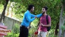 Pulling Bra From Hair Prank ¦ Pranks in India