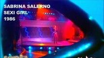 Sabrina Salerno - Sexy Girl @ RaiDue 1986