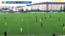 U19  : les buts du match US Alençon - FC Nantes (1-6)