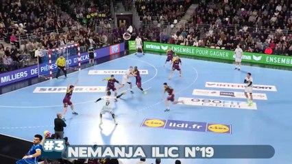 Joueur de la saison 2017/2018 - Nemanja Ilic