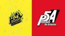 Persona 4: The Golden Animation X Persona 5: The Animation