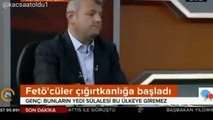 Hikmet Genç  We will kill Gulenists and their children and their extended family; they shouldnt sleep sound at all; they will die and be burried in Kuffar (disbelivers) land no imam will lead their funeral prayer; after death we will burn their coffins!