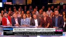 """Combien touchent les candidats de télé-réalité ? """"Morandini Live"""" sur CNews a enquêté ! - VIDEO"""