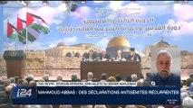 Mahmoud Abbas : des déclarations antisémites récurrentes