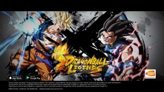 Dragon Ball Legends Trailer
