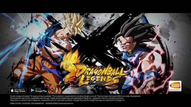 Dragon Ball Legends Trailer