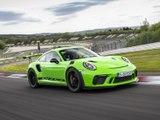 Porsche 911 GT3 RS II (2018) : à l'essai sur circuit