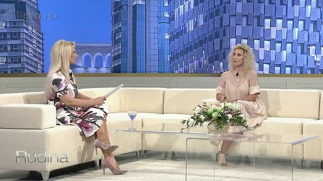 Rudina/ Rozi Kostani rrëfen rrugëtimin në filma (08.09.17)