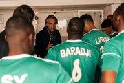 """Régis Brouard : """"On peut attribuer un certain nombre de points aux supporters cette saison"""""""