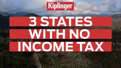 3 States With No Income Tax